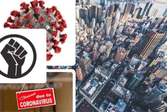 Nowy Jork i USA w czasie zawieruchy